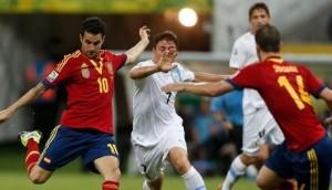 spanyol vs uruguay