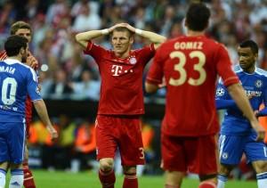 Bayern Munich vs Chelsea, Final Liga Champions