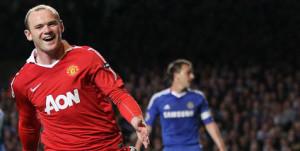 Manchester United vs Chelsea, Final Liga Champions