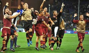 UC Sampdoria vs AS Roma