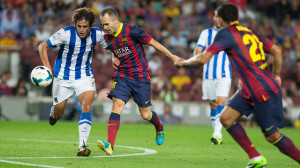 Barcelona vs Sociedad
