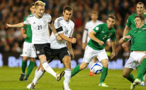 Jerman vs Irlandia