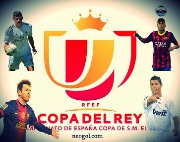 Jadwal Semifinal Copa Del Rey 2014 | Berita Bola