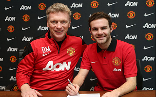 Mata Pecahkan Rekor Transfer united | Berita bola