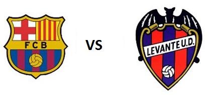 Prediksi Skor Barcelona vs Levante UD | berita bola