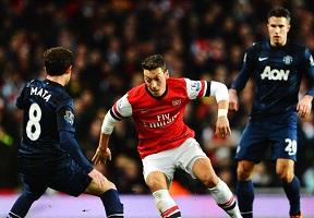 Arsenal versus Manchester United Tanpa Gol | Berita Bola