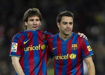 Xavi : Messi adalah Pemain terbaik Sepanjang Masa | Berita Bola