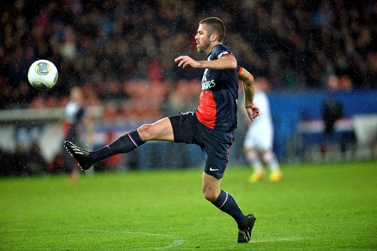 FOOTBALL : Paris SG vs Lorient - Ligue 1 - 01/11/2013