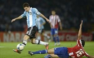 Prediksi Akurat Argentina vs Paraguay 1 Juli 2015 | Berita Bola